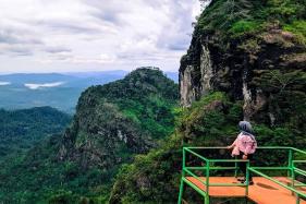 Gunung Lanang, Perpaduan Antara Surga dan Kisah Mitos