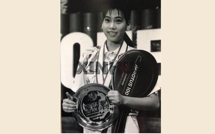 Wiiii... Mantan Atlet Badminton China Huang Hua Rival Susi Susanti Ternyata Tinggal di Klaten Hlo! Ini Profilnya