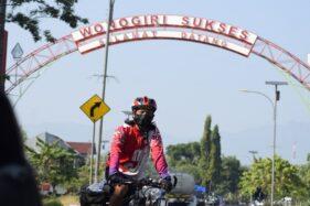 Gayeng! Bakul Bakso Wonogiri Ini 5 Hari Gowes dari Tangerang, Demi Apa?
