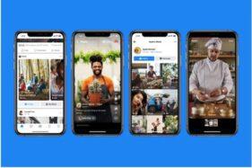 FB Lakukan Uji Coba Reels ke Beberapa Pengguna di AS