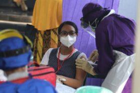 Demi Ikut Vaksin, 2 Ibu Hamil di Sragen Ini Nekat Berboncengan Naik Sepeda Motor