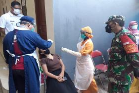 Penghuni Indekos di Sukoharjo Jadi Sasaran Tes Rapid Antigen, Ini Hasilnya