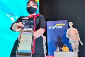 Bank Mandiri Kini Punya Mandiri EDC Android, Transaksi Tambah Mudah