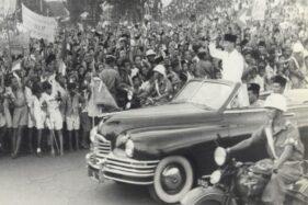 Gahar! Inilah Mobil-Mobil Keren yang Pernah Dipakai Presiden Soekarno