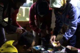2 Warga Wonogiri Ditangkap Aparat Polres Karanganyar Saat Pesta Sabu-Sabu di Jumapolo