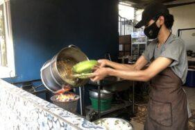 Nasi Goreng PPKM di Solo Dijual Cuma Rp1.000, Langsung Ludes Kurang dari 1 Jam