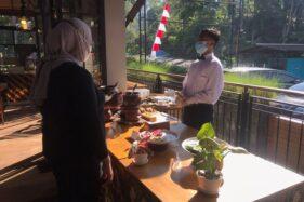 Kemeriahan Kemerdekaan di Nava Hotel, Ada Tumpeng Merah Putih dan Aneka Kuliner Nusantara