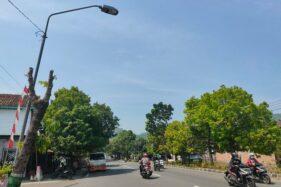 PJU di Wonogiri Dipadamkan, Awas Terjadi Kecelakaan!