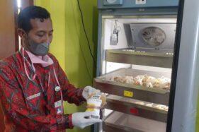 Kesulitan Cari Pendonor saat PPKM, Stok Darah di PMI Madiun Minim
