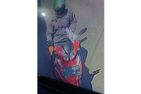 Rekaman Kamera CCTV Viral, Pencuri Paket Isi Sprei Milik Mahasiswi di Solo Tertangkap
