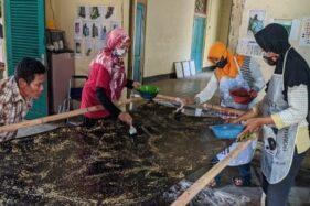 Batik Ciprat, Motif Baru dari Para Penyandang Disabilitas