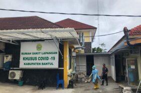 Tragis, Terpeleset Saat Kabur Dari RS Lapangan, Pasien Covid-19 di Bantul Meninggal di Kolam ikan