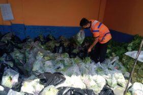 Salut! Petani Cepogo Kirim Sayur untuk Warga Terdampak PPKM dan Covid-19 di Karanganyar