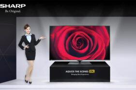 Lewat Produk Teranyar, Sharp Hadirkan Budaya Baru Nonton TV