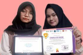 Dua Mahasiswa Kebidanan UNS Sabet Juara I Kompetisi Esai HCG 2021