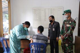 600 Warga Disuntik Vaksin AstraZeneca di PT Baru Bangkit Banjarnegara