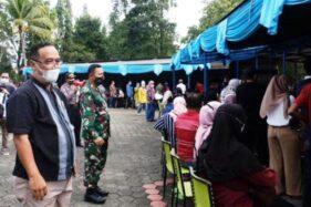Vaksinasi Covid-19 di Magelang Dilayani di Objek Wisata