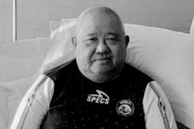 Andi Darussalam Tabusalla, Mantan Manajer Timnas Indonesia Meninggal Dunia