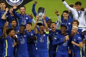 Raih Trofi Piala Super Eropa 2021, Chelsea Kandidat Juara Liga Inggris