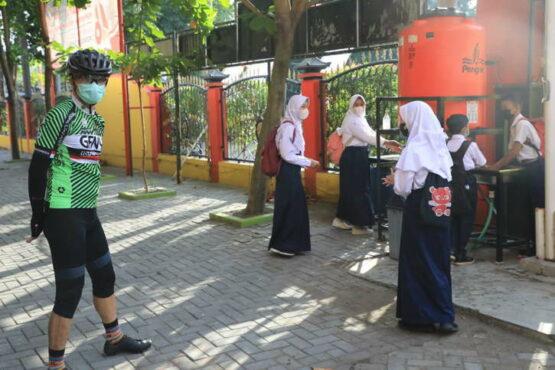 Muncul Klaster PTM di Purbalingga, Gubernur Ganjar Minta Semua Sekolah Lakukan Tes Acak
