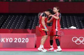 Emas Indonesia di Olimpiade Tokyo 2020: Tradisi Cium Tangan hingga Joget TikTok Greysia/Apriyani