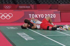 Raih Emas, Indonesia Naik Posisi 34 Klasemen Medali Olimpiade Tokyo 2020