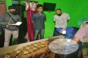 Diduga Sakit Jantung, Petani Sragen Ditemukan Meninggal di Sawah