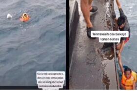 ABK Asal Pemalang Ini Selamat Setelah Mengapung Tiga Hari di Laut