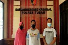 """Pria Tuban Ditangkap Gara-Gara Tawarkan Kaus """"Jokowi 404: Not Found"""""""