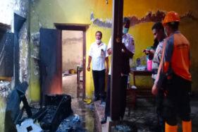 Kesal Tak Dibawa Berobat ke RSJ, ODGJ Sragen Nekat Bakar Rumah Sendiri