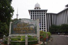 Jakarta Masih PPKM Level 4, Masjid Istiqlal Jadwalkan Gelar Salat Jumat Perdana