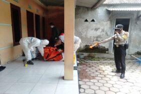 Ada Bau Busuk, Ternyata Warga Solo Meninggal di Kamar Indekos Masaran Sragen