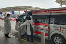 Waduh, Banyak Calon Penumpang Nekat ke Bandara Ahmad Yani Semarang Padahal Positif Covid-19