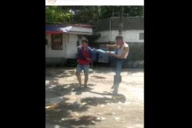 Kasus Perkelahian Kakak Adik di Jalanan Solo Berakhir Damai