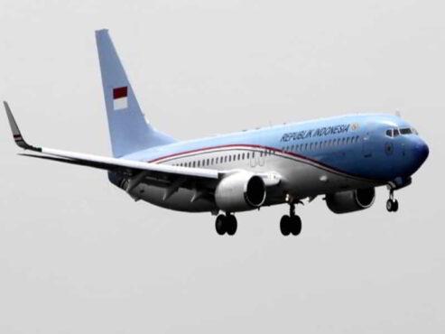 Pesawat Kepresidenan RI Dicat Ulang, Berapa Biayanya?