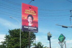 Baliho Puan Bertebaran untuk Mengganjal Ganjar ke Pilpres, Benarkah?