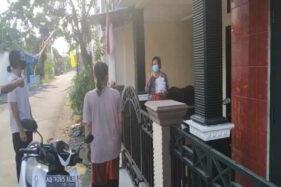 Lawan Pandemi, Mahasiswa Sukoharjo Tak Henti Membantu Sesama