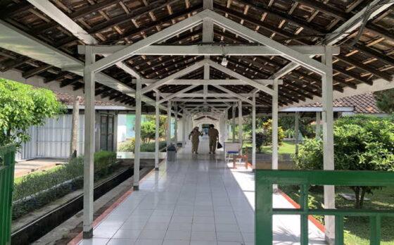 Kabar Baik, BOR Rumah Sakit Covid-19 di Karanganyar Mulai Turun