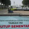 FOTO : Suasana Jakarta pada Perpanjangan PPKM Level 4