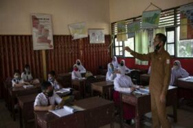 Siap Sekolah Tatap Muka, Madrasah di Karanganyar Tunggu Instruksi Kemenag