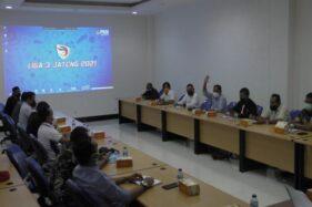 20 Klub Ikuti Sosialisasi Liga 3 Jateng