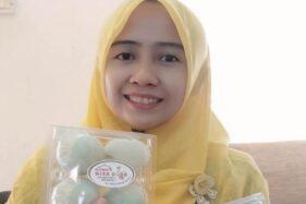 Produksi Telur Asin, Perempuan di Karanganyar Ini Raup Jutaan Rupiah