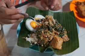 Lezatos! Sambal Tumpang Sorsi Kuliner Andalan di Sragen, Cuma Rp5.000 Hlo