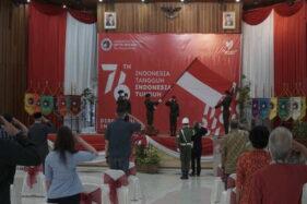 Peringati HUT ke-76 Kemerdekaan RI, UKSW Siap Dukung Indonesia Maju dan Tangguh
