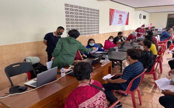 Sudah Vaksin Jadi Syarat Wajib Bikin SIM di Karanganyar