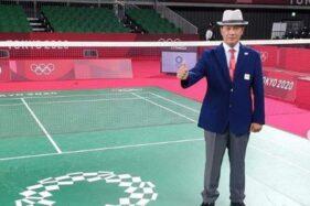 2 Guru asal Indonesia Jadi Wasit Olimpiade Tokyo, Salah Satunya Guru SMP Gunungkidul