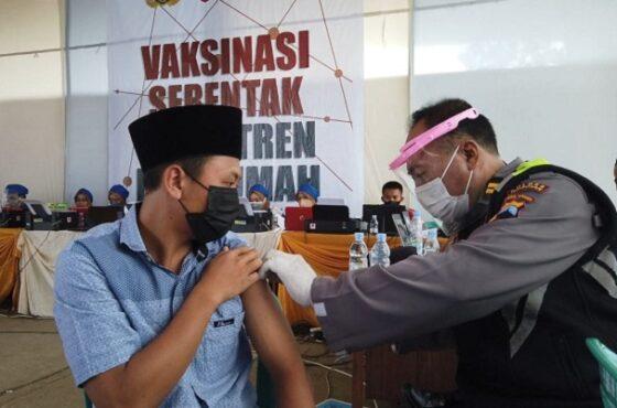 Capai 35,45%, Indonesia Urutan ke-4 Vaksinasi Covid-19 Terbanyak di Asia