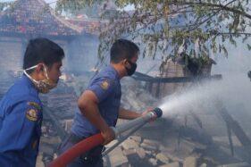 Kompor Kembali Jadi Penyebab Kebakaran Rumah di Grobogan