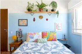 7 Warna Cat Dinding yang Bikin Kamar Jadi Lebih Nyaman