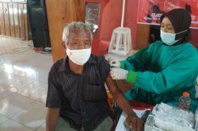 Dukung Herd Immunity, PDIP Grobogan Gelar Vaksinasi Gratis